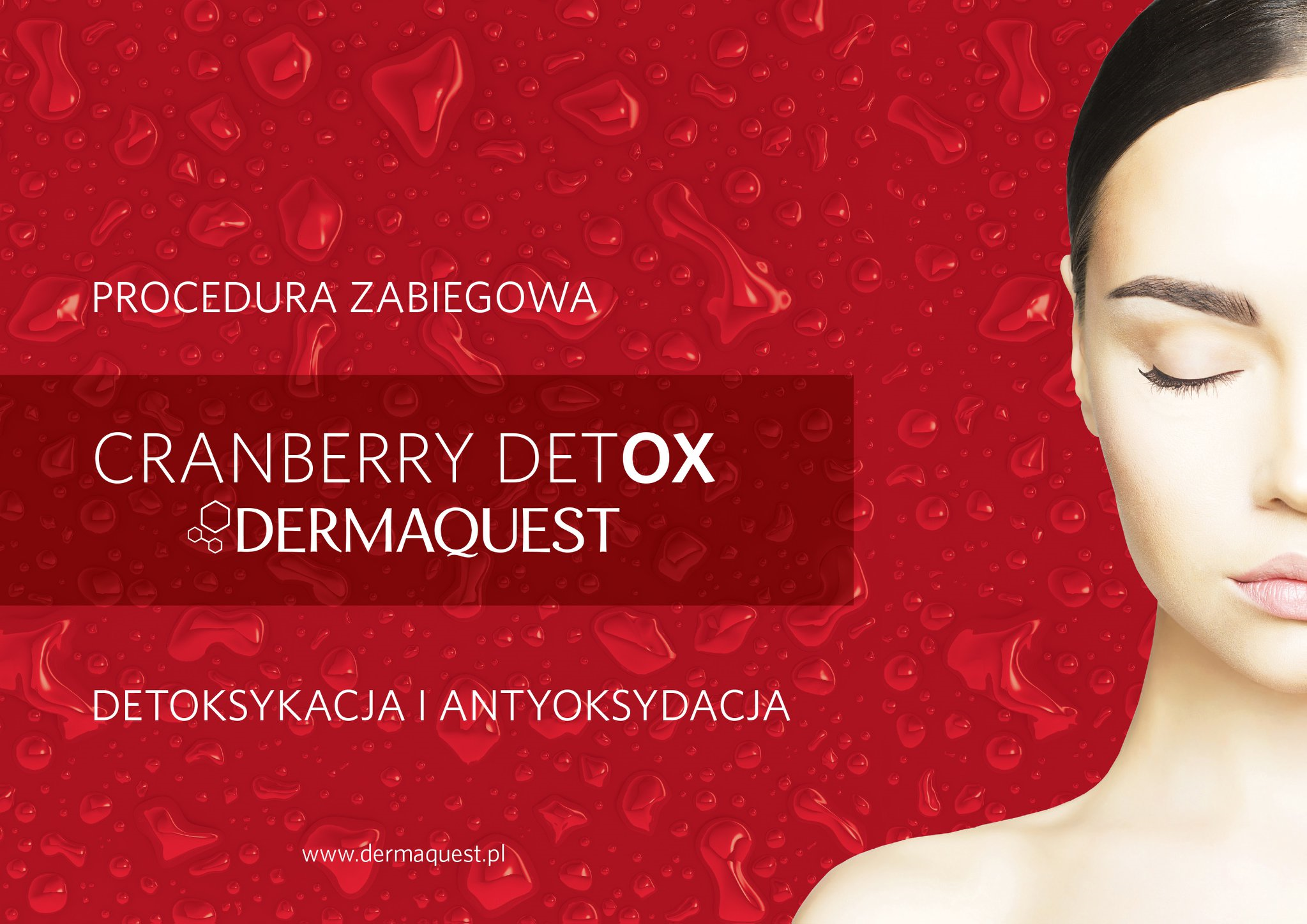 Cranberry Detox DermaQuest